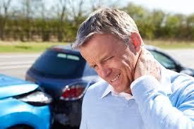 Cervicalgia por accidente de tráfico