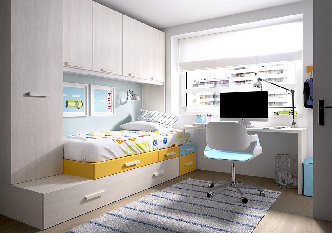 Dormitorios juveniles apadrina a un blogger - Dormitorios juveniles pequenos ...