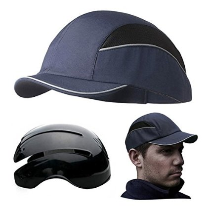 Gorra de seguridad apadrina a un blogger - Gorra de seguridad ...