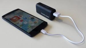 Baterias externas para móviles
